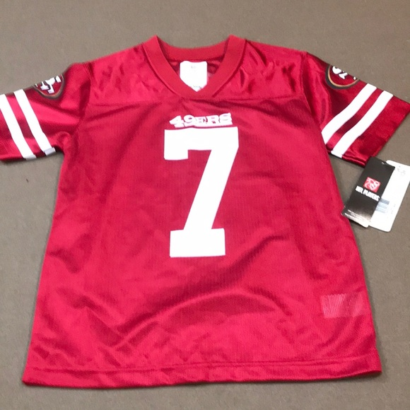 NEW 49ers Kaepernick Jersey NFL 30be92242